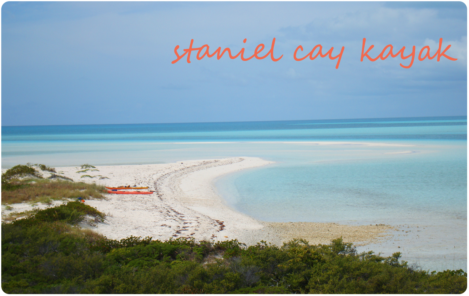 Out-Island Explorers: Kayaking and Camping in the Exuma Cays